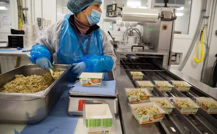 Compagnie Léa Natureaccueille la société BPC Kambio spécialiste des produits bio traiteur frais.